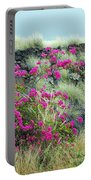 Splashes Of Pink Portable Battery Charger