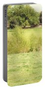 Splendor In The Grass Portable Battery Charger