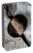 Split Pothole, River Coupall, Scotland Portable Battery Charger