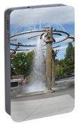 Spokane Fountain Portable Battery Charger