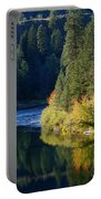 Spokane Rivereflections Portable Battery Charger