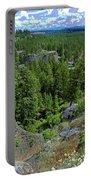 Spokane Traffic Jam Portable Battery Charger