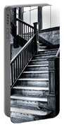Spooky Grand Staircase Portable Battery Charger