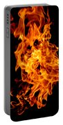 Spooky Hot Spirit Fire Michigan Portable Battery Charger