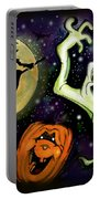 Spooky Portable Battery Charger