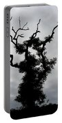 Spooky Tree Portable Battery Charger