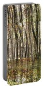 Spooky Woods Portable Battery Charger