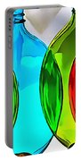 Spoon Bottles-rainbow Theme Portable Battery Charger