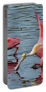 Spoonbills Portable Battery Charger