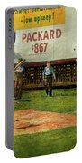 Sport - Baseball - America's Past Time 1943 Portable Battery Charger