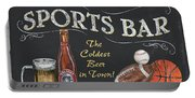 Sports Bar Portable Battery Charger