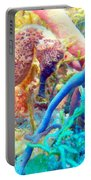 Spotty Seahorse Portable Battery Charger