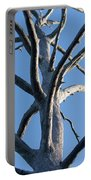 Sprawling Dead Tree Portable Battery Charger