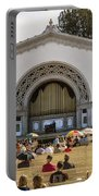Spreckels Organ Pavilion Concert - San Diego Portable Battery Charger