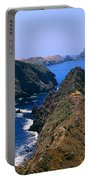 Spring At Anacapa Island, Channel Portable Battery Charger