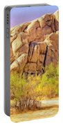 Spring At Joshua Tree Portable Battery Charger