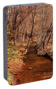 Spring At Red Rock Crossing Portable Battery Charger