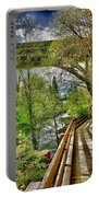 Spring At The Falls Portable Battery Charger