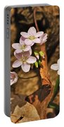 Spring Beauty Portable Battery Charger