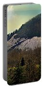 Spring Begins At Glassy Mountain Portable Battery Charger