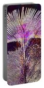 Spring Bird Feather Turkey Feather  Portable Battery Charger