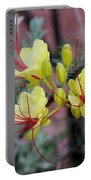 Spring Blooms Yellow Red 052814a Portable Battery Charger