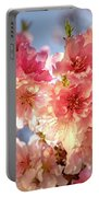 Spring Blossoms Portable Battery Charger