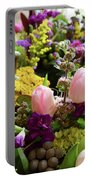 Spring Bouquet 2 Portable Battery Charger