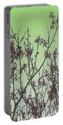 Spring Branches Mint Portable Battery Charger