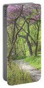 Spring Canopy Portable Battery Charger