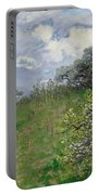 Spring Portable Battery Charger by Claude Monet