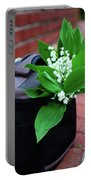 Spring Decoration Portable Battery Charger