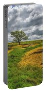 Spring Drama Portable Battery Charger
