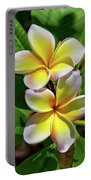 Spring Flowers 8 Portable Battery Charger