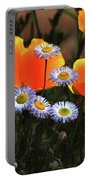 Spring Flowers In Payson Arizona Portable Battery Charger
