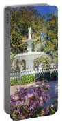 Spring Fountain Portable Battery Charger