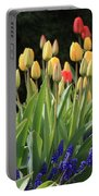 Spring Garden Portable Battery Charger