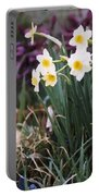 Spring Garden Portable Battery Charger