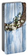 Spring Garland Portable Battery Charger