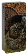 Spring Gobbler Portable Battery Charger