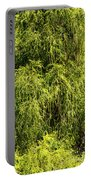 Spring Greens Portable Battery Charger