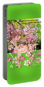 Spring Greeting With Poem Portable Battery Charger