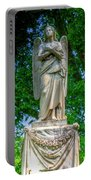 Spring Grove Angel Statue Portable Battery Charger