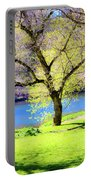 Spring In Bloom Portable Battery Charger