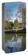 Spring In Canterbury Portable Battery Charger