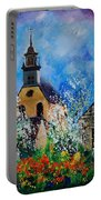 Spring In Foy Notre Dame Dinant Portable Battery Charger