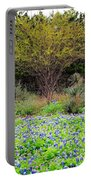 Spring In Texas Portable Battery Charger