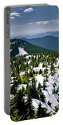 Spring In The Cascades Portable Battery Charger
