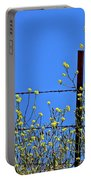 Spring In The Country Portable Battery Charger
