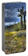 Spring In The Desert  Portable Battery Charger